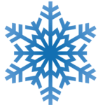 snowflake transparent